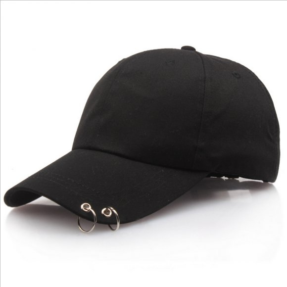 9a0f2095e61 K-Pop BTS Jimin Two Rings Baseball Cap – Korean Fashion for you!